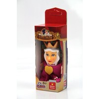 Vardem Kraliçe Vinil Parmak Kuklası (13 Cm)