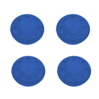 TX Sony Playstation 4 Mavi Slikon Analog Koruyucu 4'lü Paket (TXACP4102BL)