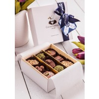 Cocoas Chocolat İndigo Lale El Yapımı 250 Gr