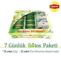 Lipton Teatox Çay Paketi