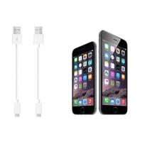 Magic 15 Cm Kısa Iphone 5-6 Usb Kablo