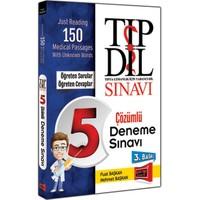 Yargı Yayınları Tıp Dil Uzmanlın İçin Yabancı Dil Sınavı 5 Çözümlü Deneme