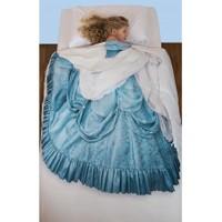 Sesamo Art Blue Prencess Bebek Nevresim Takımı