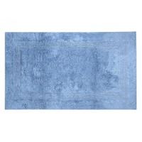 Era Club 55X90 Amerikan Pamuk Banyo Paspası - Mavi