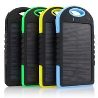Solarcharge Solar Güneş Enerjili 16000 Mah Powerbank Şarj Cihazı