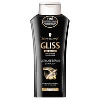 Gliss Ultimate Repair Çok Yıpranmış Ve Kuru Saçlar İçin Şampuan 525 ml