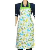 Aliz Mutfak Önlüğü-Mavi Kuşlum