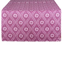 Aliz Runner Trendy Way - Fuşya - 50x150 cm