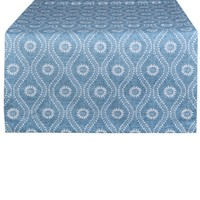 Aliz Runner Trendy Way - Petrol - 50x150 cm