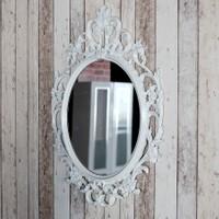 Te Home Lande Ayna Beyaz