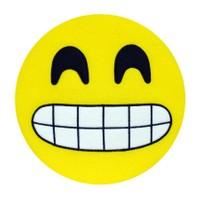 Smiley Concept Sırıtan Emoji Yastık