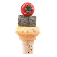 Kanca Ev Şişe Tıpası, Peynir Demeti