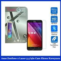 Ti-mesh Asus Zenfone 2 Lazer 5.5 için Cam Ekran Koruyucu