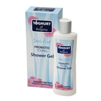 Yoghurt Of Bulgaria Probiotic Toning Shower Gel
