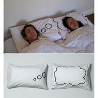 BuldumBuldum Dreamy Pillow Case - Seni Düşünüyorum Yastık Kılıfı