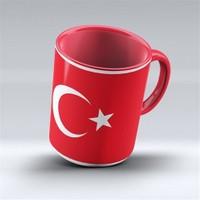 BuldumBuldum Türk Bayrağı Kupa Bardak