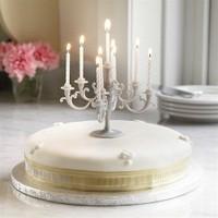 BuldumBuldum Birthday Candle Holder - Mum Tutacağı - Mavi