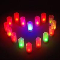 BuldumBuldum Color Changing Led Candle - Renk Değiştiren Led Mum