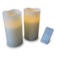 BuldumBuldum Remote Control Candles - Uzaktan Kumandalı Mum Seti