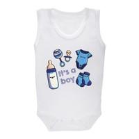 BuldumBuldum Its A Boy Bebek Zıbını - 3 Yaş