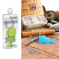 BuldumBuldum Hooked - Balık Tutan Anahtarlık - Mavi