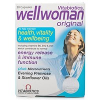 Vitabiotics Wellwoman Orjinal 30 Tablet