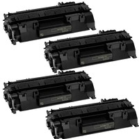 Calligraph Canon i sensys MF5980dw Toner 4 lü Ekonomik Paket Muadil Yazıcı Kartuş