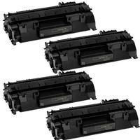 Calligraph Canon i sensys LBP6670dn Toner 4 lü Ekonomik Paket Muadil Yazıcı Kartuş