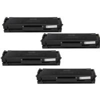 Calligraph Samsung LaserJet SCX 3405fw Toner 4 lü Ekonomik Paket Muadil Yazıcı Kartuş