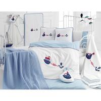 İrya Bebek Seti 16 Parça Marine Mavi