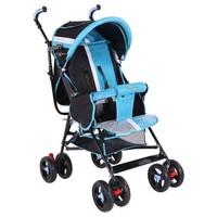 Babyhope Sa7 Baston Bebek Arabası Mavi