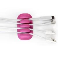 BuldumBuldum Keep Cables On The Desk - Kablo Düzenleyici