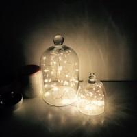 BuldumBuldum Copper String Battery Lights - Bakır Tel Işıklar