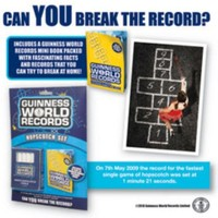 BuldumBuldum Guinness World Records Hopscotch Set - Sek Sek Rekor Seti