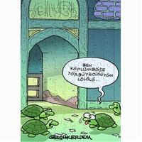 BuldumBuldum Selçuk Erdem 'Kaplumbağa Terciyecisi' Yapboz