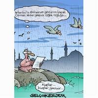 BuldumBuldum Selçuk Erdem 'İstanbul'U Dinliyorum' Yapboz