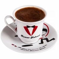 BuldumBuldum Damat Kahvesi Fincanları - Fincan Seti - Yüzük