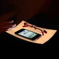 BuldumBuldum Magic Tray Lamp - Sihirli Tepsi Dokunmatik Gece Lambası