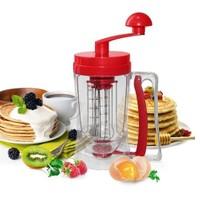 BuldumBuldum Manuel Pancake Machine - Mikserli Krep Makinesi