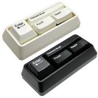 BuldumBuldum Keyboard Stationary Set - Klavye Ofis Seti - Pembe