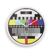 BuldumBuldum Kikkerland Wall Clocks - Kikkerland Duvar Saatleri - Balerin