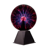 BuldumBuldum Plasma Storm Lamp - Sihirli Plazma Küre - Küçük Boy