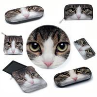 BuldumBuldum Tabby Cat Ürünleri - Tabby Cat İpad Sleeve