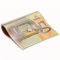 BuldumBuldum 50 Euro Bill Door Stopper - 50 Euro Şeklinde Kapı Stoperi - 100 Euro