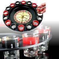 BuldumBuldum Drinking Roulette - Rulet Shot Oyunu - 16 Bardaklı