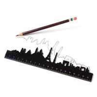 BuldumBuldum Skyline Rulers - Şehir Silueti Cetveller - New York