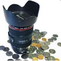 BuldumBuldum Camera Lens Piggy Bank - Objektif Görünümlü Kumbara