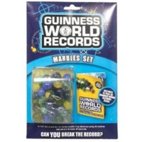 BuldumBuldum Guinness World Records Marbles Set - Bilye Rekor Seti