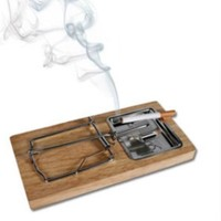 BuldumBuldum Mousetrap Ashtray - Fare Kapanı Küllük