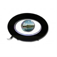 BuldumBuldum Magnetic Floating Photo Frame - Manyetik Elips Fotoğraf Çerçevesi